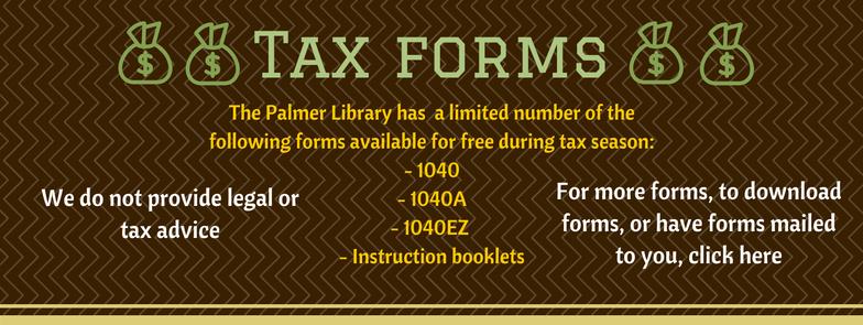 Taxes Palmer Public Library Palmer Ak